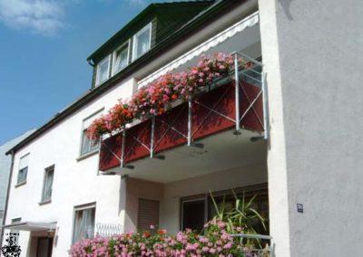 Schlosserei-Metallbau-Duerrbeck-Balkongeländer-Beispiel2